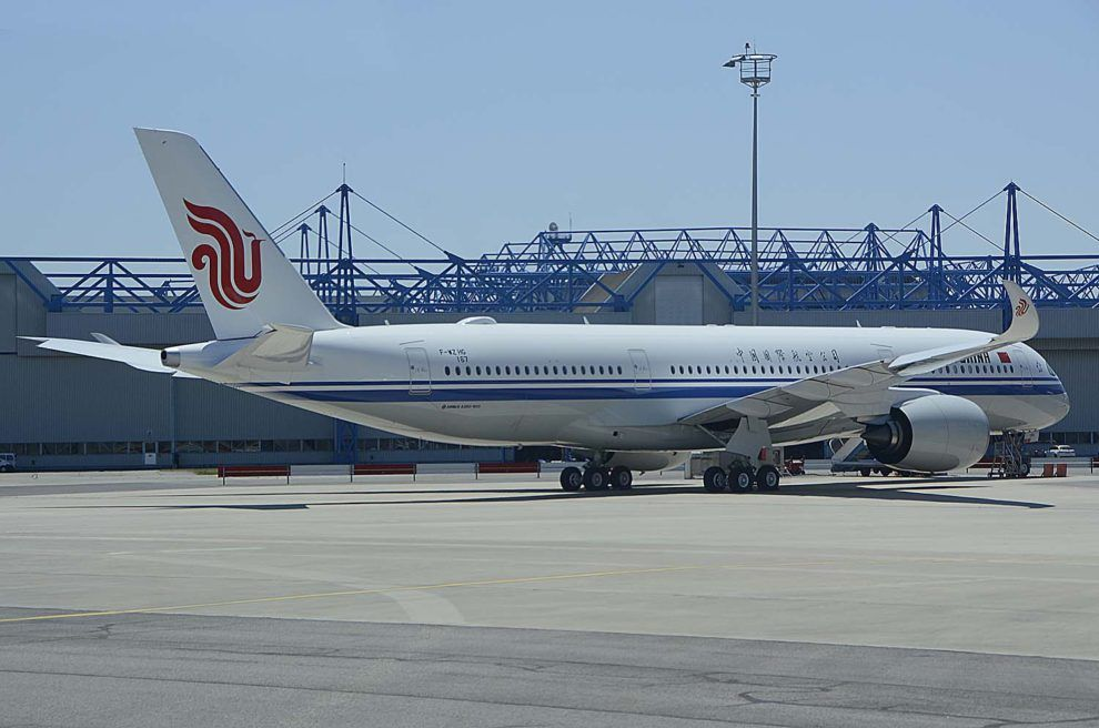 Airbus A350-900 de Air China