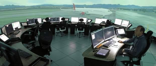 Controlador aéreo. Foto: Take Off Perú