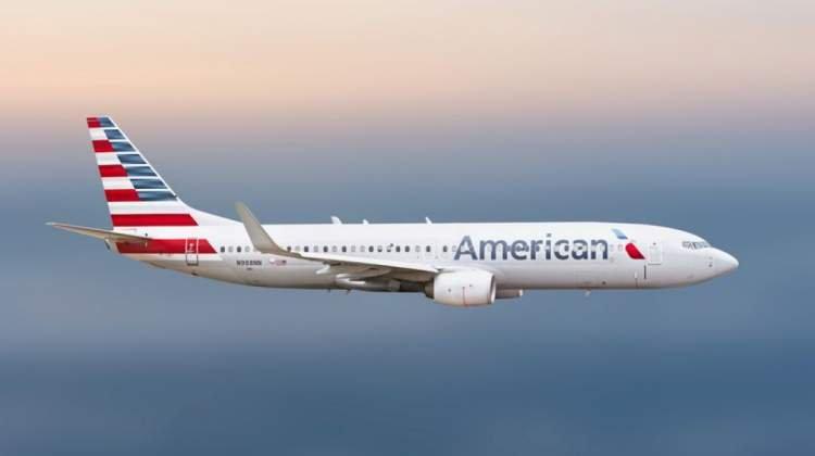 American Airlines había dejado La Paz pero no estaba prevista su salida de Bolivia