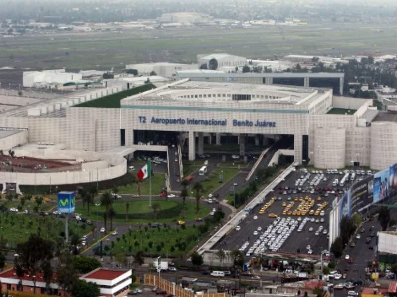 Terminal 2 del Aeropuerto Internacional de Ciudad de México