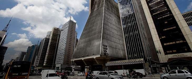 Sede de la FIESP en Sao Paulo