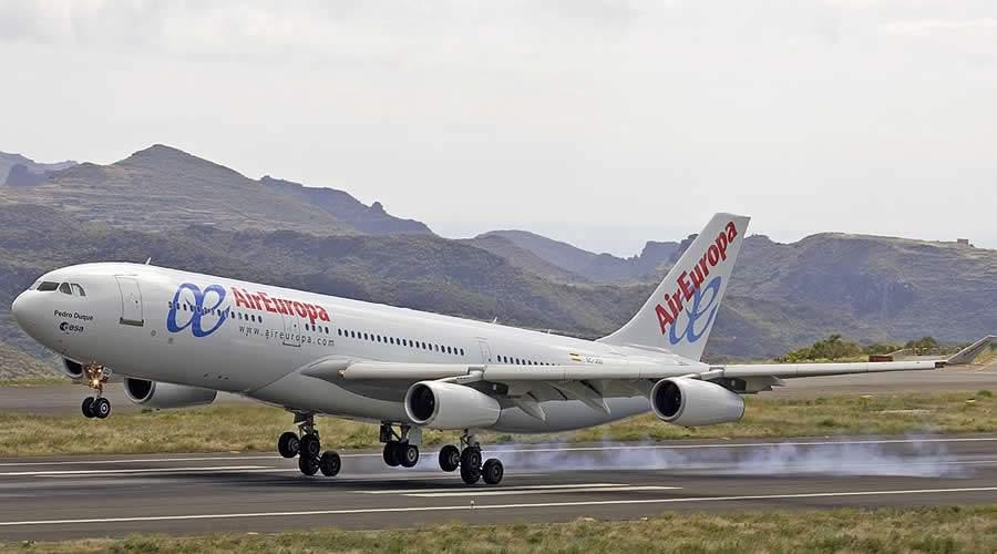 Air Europa duplica su presencia en Honduras