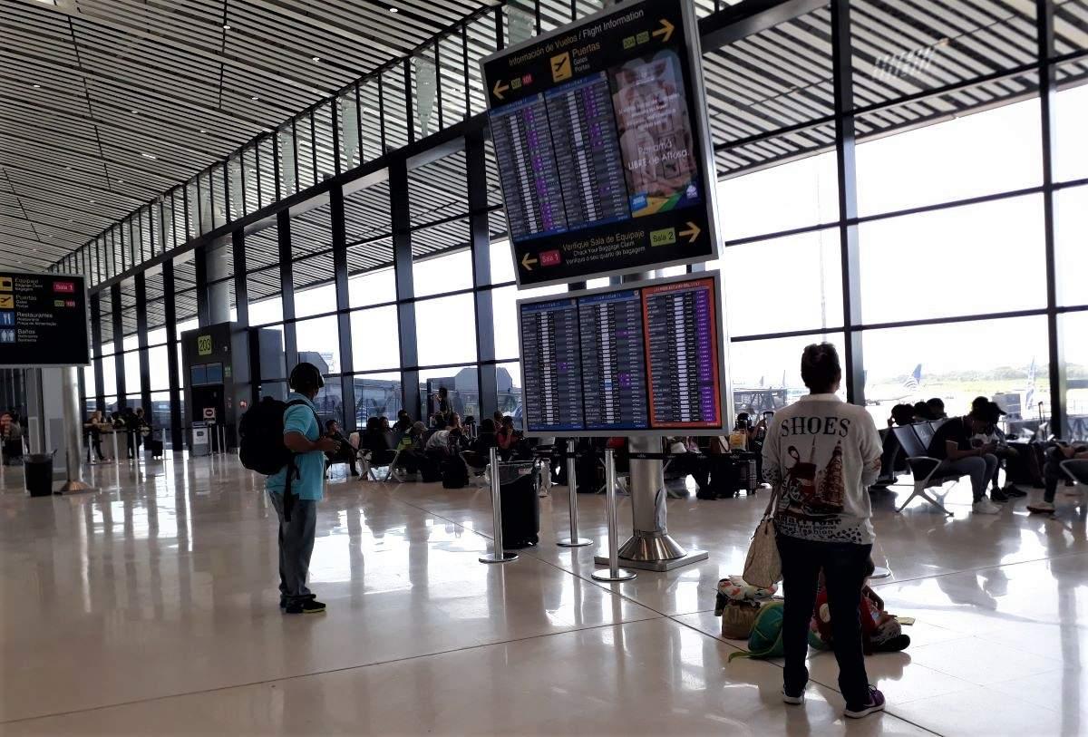 Sudamérica concentra 46% de los pasajeros en aeropuerto de Panamá | Transportes
