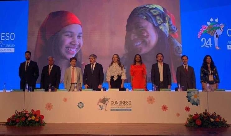 Inauguración del Congreso ANATO 2019