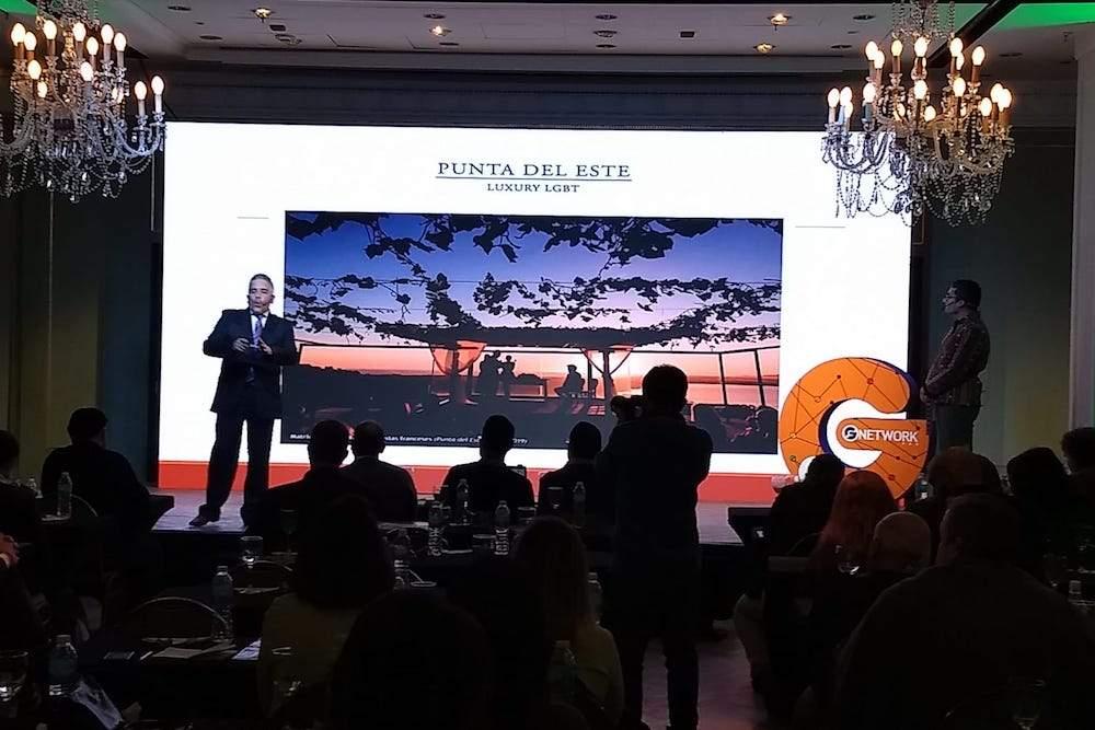 Presentación de Punta del Este Luxury LGBT en Buenos Aires