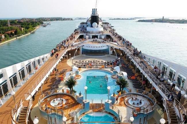 El sector de cruceros en Brasil tiene perspectivas de retomar el crecimiento.