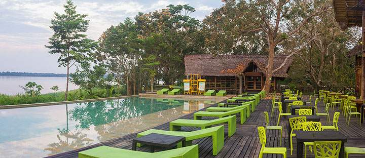 All inclusive Amazon de On Vacation, el mejor 'hotel Verde