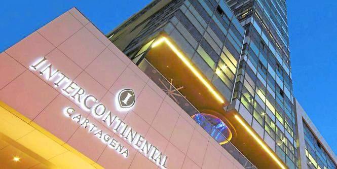 Los resultados en Colombia y Brasil fueron destacados por la hotelera
