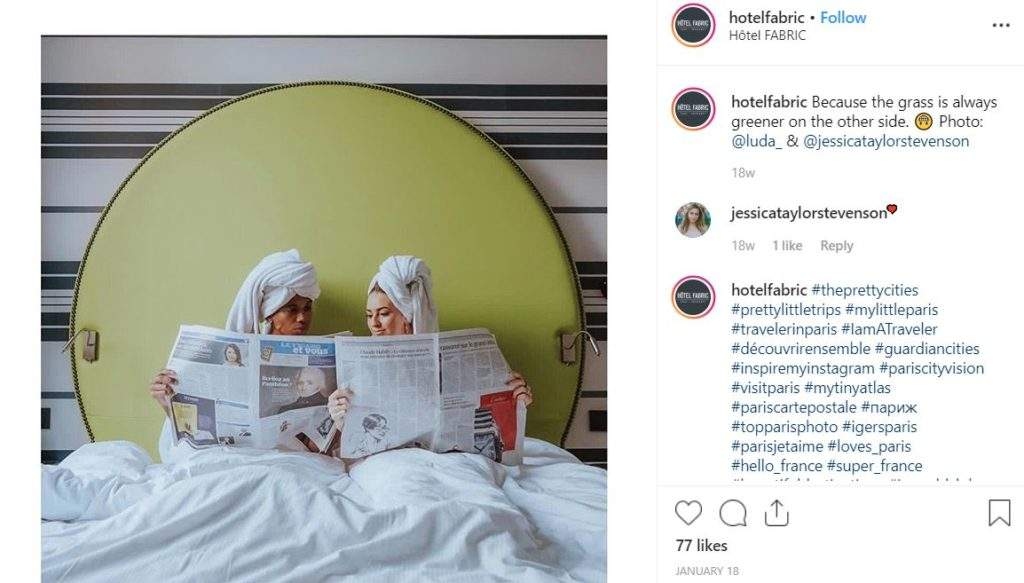Instagram para hoteles: claves para el mejor uso