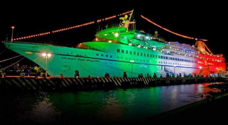 México es el principal destino de cruceros del mundo
