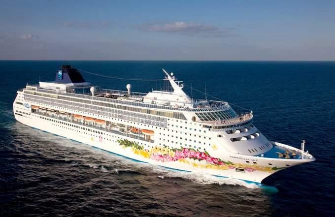 El Norwegian Sun zarpará este miércoles de Miami a Nassau y Great Stirrup Cay