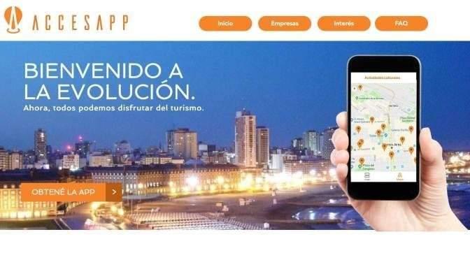 Accesapp reúne la información de accesibilidad turística en Argentina