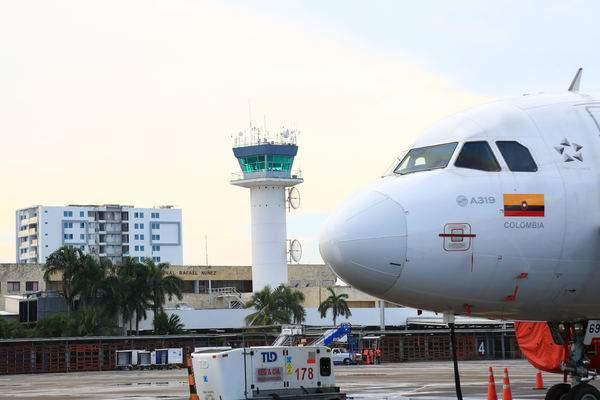 Aeropuerto de Cartagena de Indias