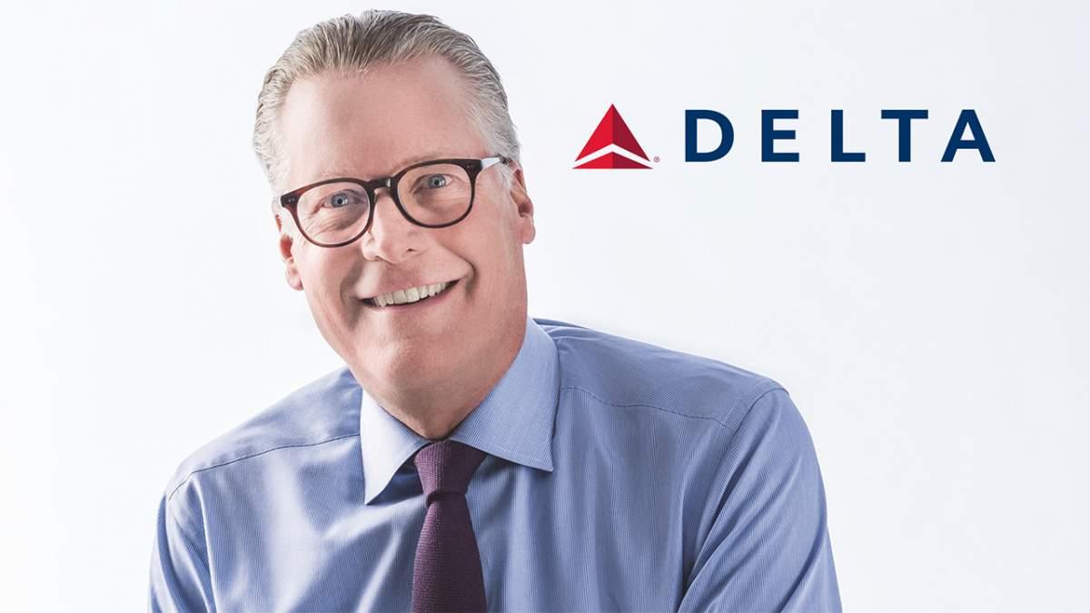 Ed Bastian, CEO de Delta