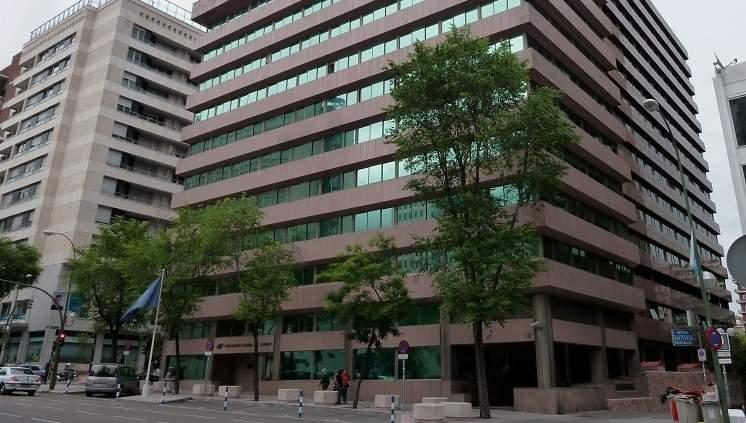 Sede de la OMT en Madrid