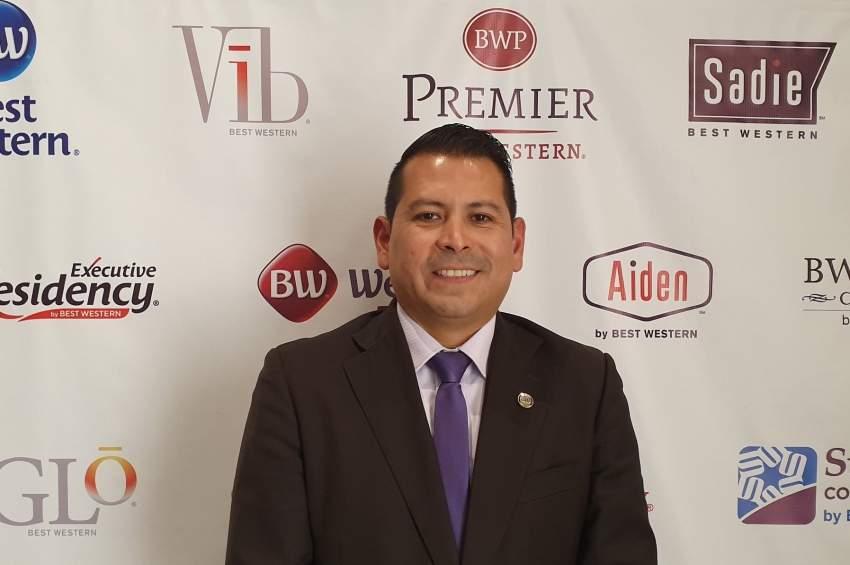 José Luis Tito, de Best Western Hotels