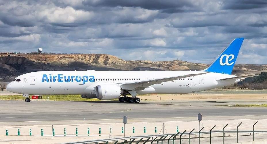 El Dreamliner 787-9 es clave para servir a los destinos con alto tráfico corporativo