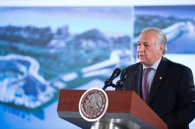 El Secretario Miguel Torruco anunció los detalles de la inversión junto al presidente López Obrador