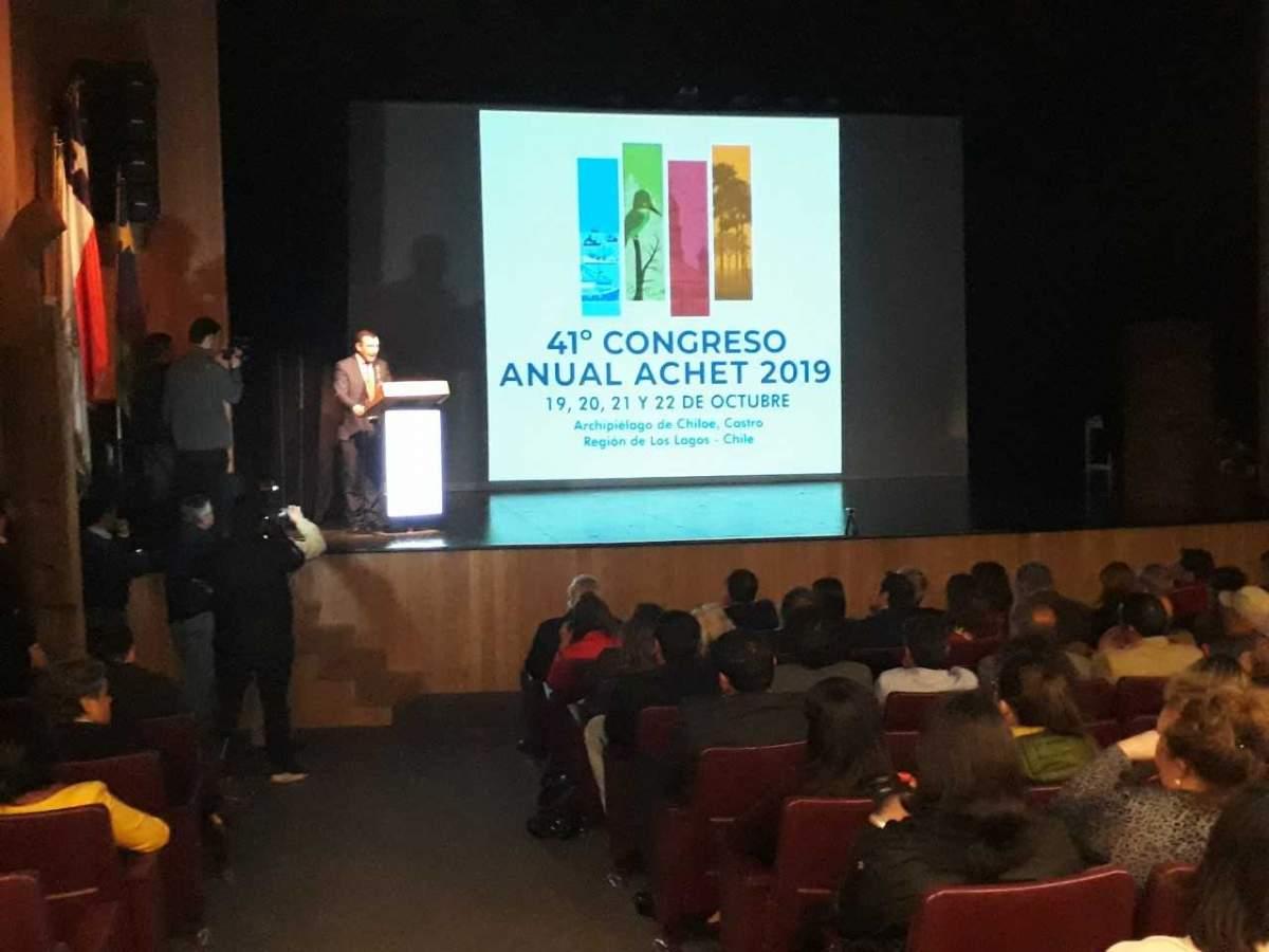 Unos 200 empresarios y autoridades participan del congreso
