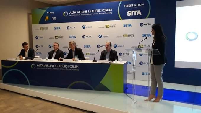 Apertura del foro de ALTA en Brasilia