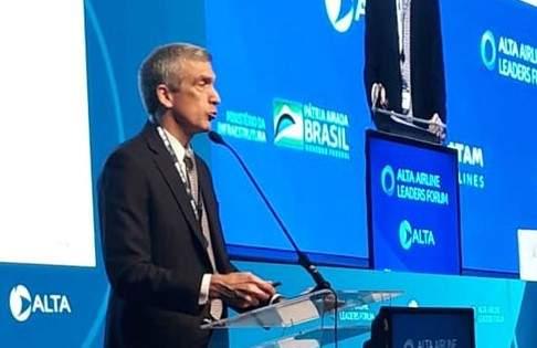 Pedro Heilbron, presidente del Comité Ejecutivo de la Asociación de Transporte Aéreo de América Latina y el Caribe