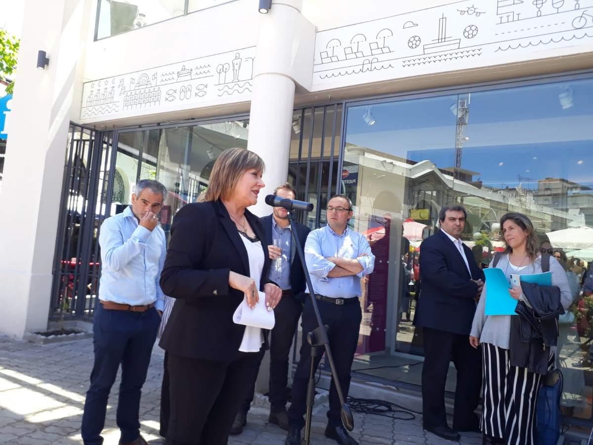 Elizabeth Villalba, directora de Turismo de Montevideo