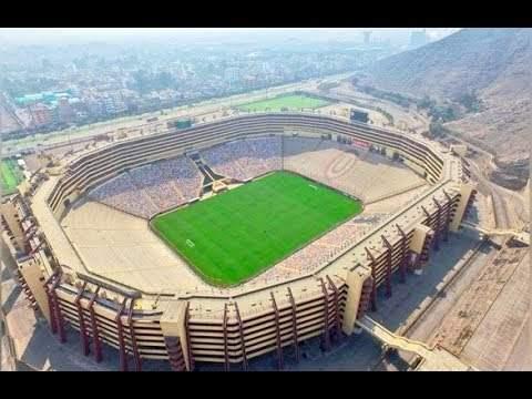 Estadio Monumental de Lima será el escenario de la final