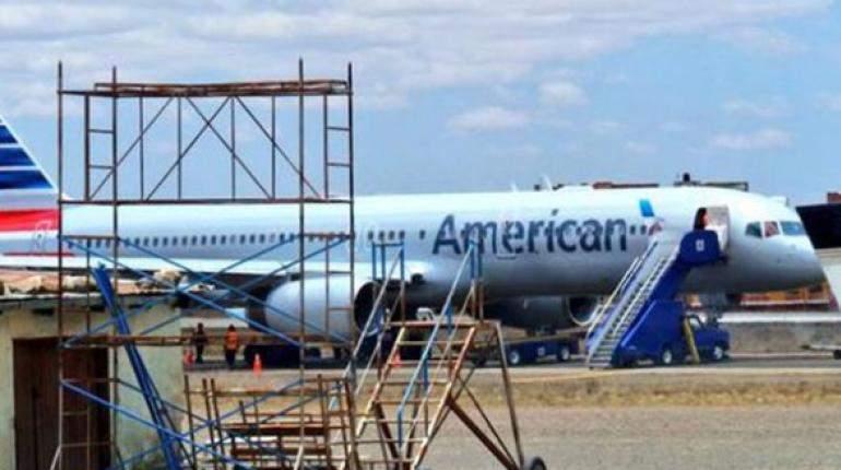 Ameircan Airlines ya no opera en Bolivia. Foto: El Deber