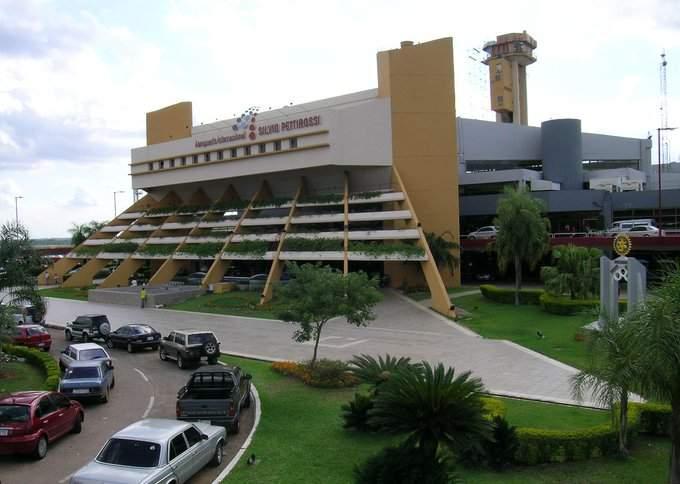 Aeropuerto Silvio Pettirossi de Asunción