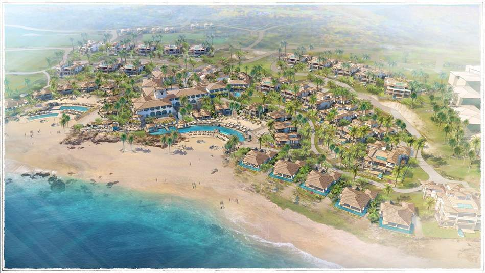 Proyecto del nuevo Four Seasons Cabo del Sol