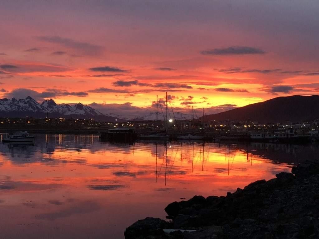 Ushuaia fue uno de los destinos con ocupación por encima de 85%. Foto: Turismo Ushuaia