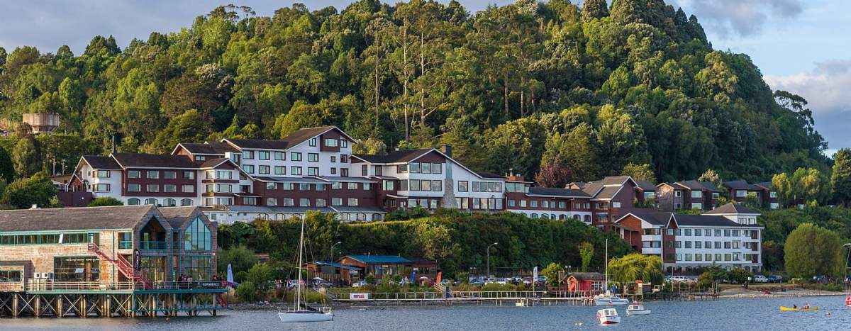 Hotel Cabaña del Lago en Puerto Varas