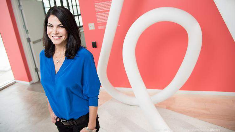 Belinda Johnson seguirá perteneciendo a la Junta Directiva de Airbnb. Foto: Biz Journals