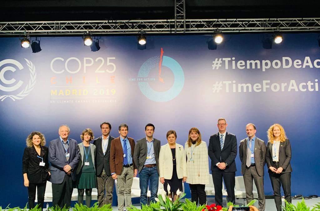 Debate sobre turismo y sostenibilidad en la COP 25