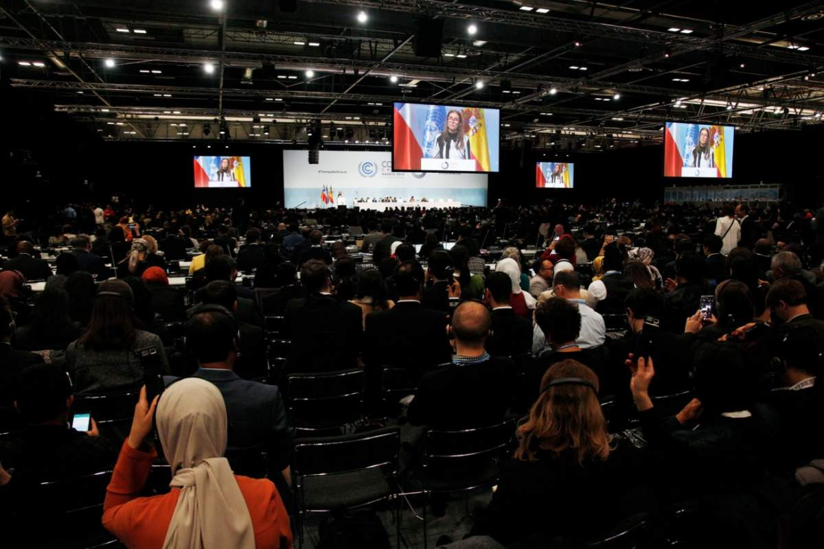 Miles de delegados se reúnen en la cumbre del clima en IFEMA