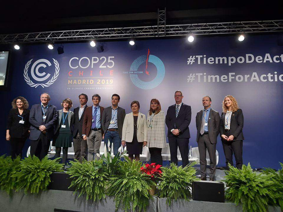Europamundo participó en una de las conferencias de la COP 25 organizada por el WTTC