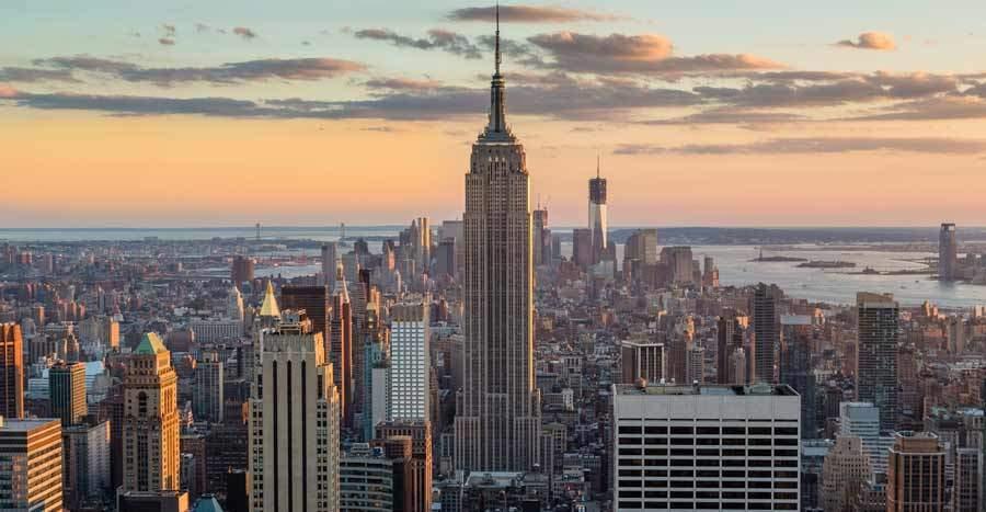 Empire State Building, en Nueva York