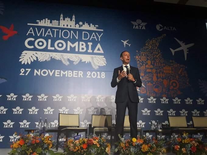 Peter Cerdá, presidente de IATA para las Américas.