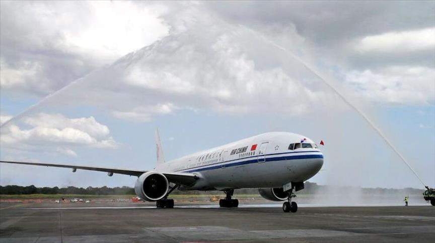 Air China refuerza sus frecuencias a Panamá