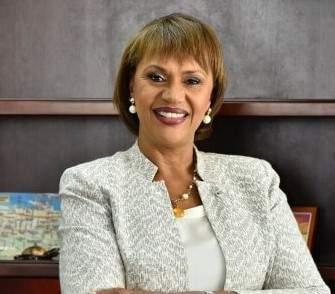 Joy Jibrilu, directora de Turismo de las Bahamas