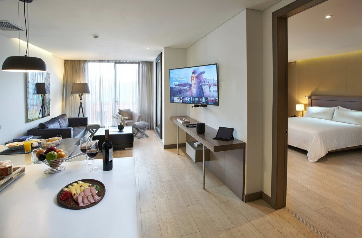 Preferred hotel en Bogotá: 100 Luxury Suites