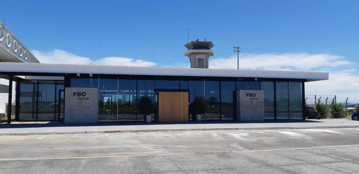 Nueva terminal para pasajeros y tripulaciones de vuelos privados en Punta del Este