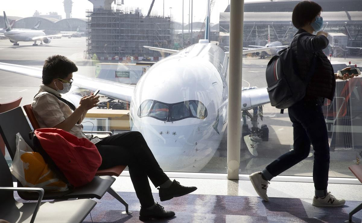 Los aeropuertos internacionales se preparan ante el brote de coronavirus |  Transportes