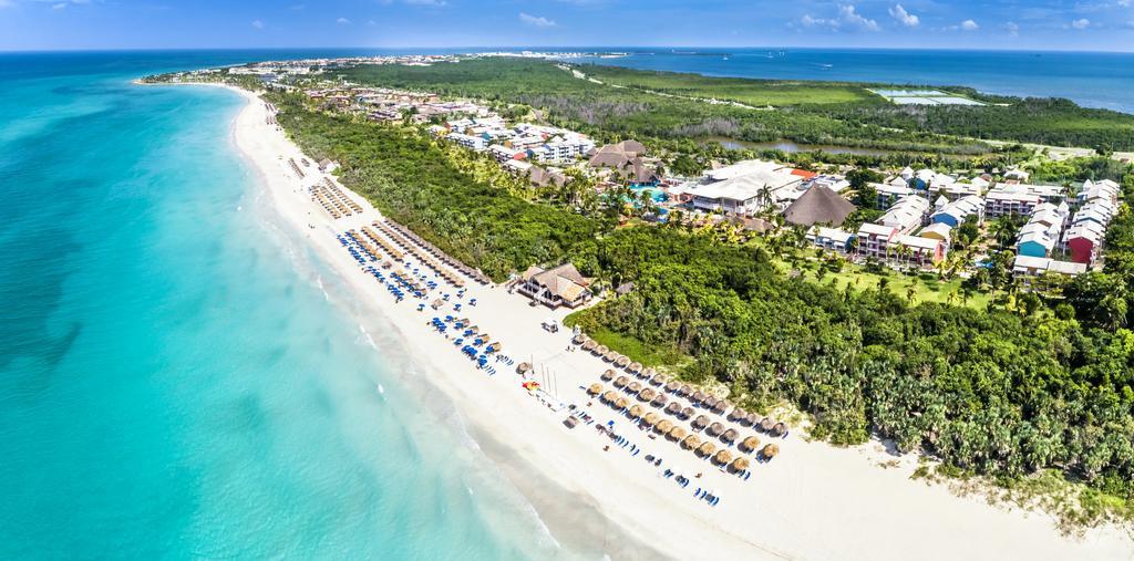 La playa de Varadero es reconocida como una de las mejores del mundo