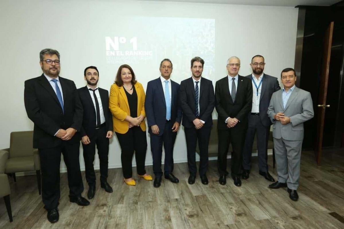 Reunión de Argentina y Brasil para reafirmar estrategias conjuntas