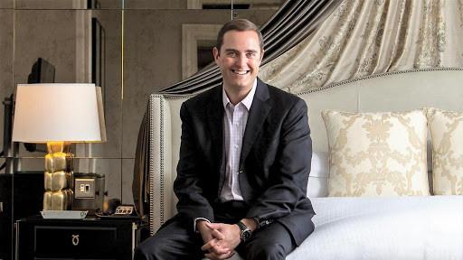 Keith Barr, CEO de Intercontinental Hotel Group (IHG)