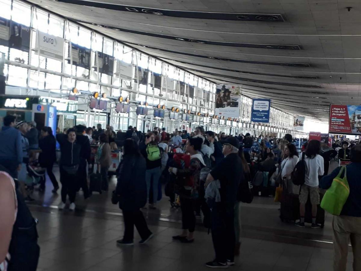 Aeropuerto de Santiago de Chile