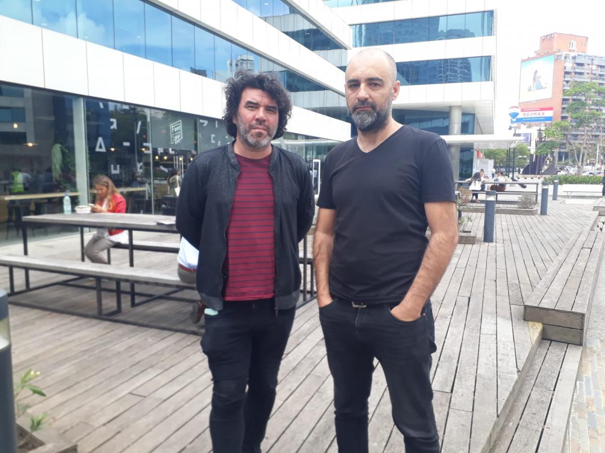 Simón Gómez y Marcelo Morillas, de Genco Content
