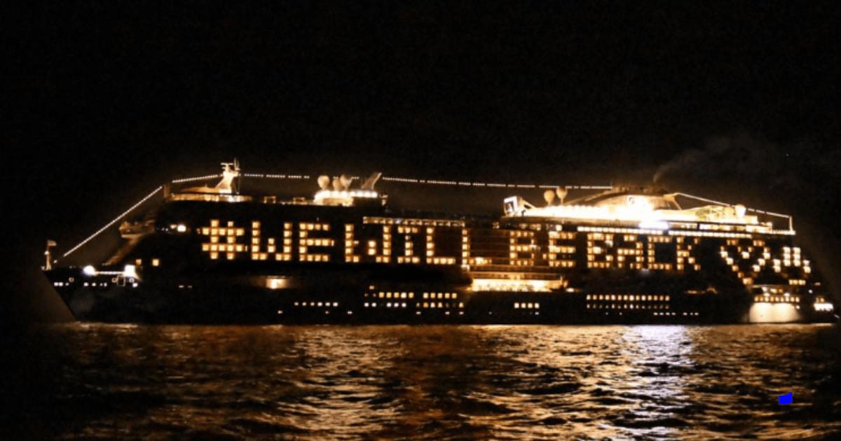 Volveremos, el mensaje de Carnival al público y a sus colaboradores