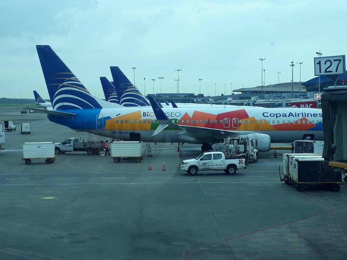 El hub de Panama, clave en la región, está cerrado y COPA dejó de volar.
